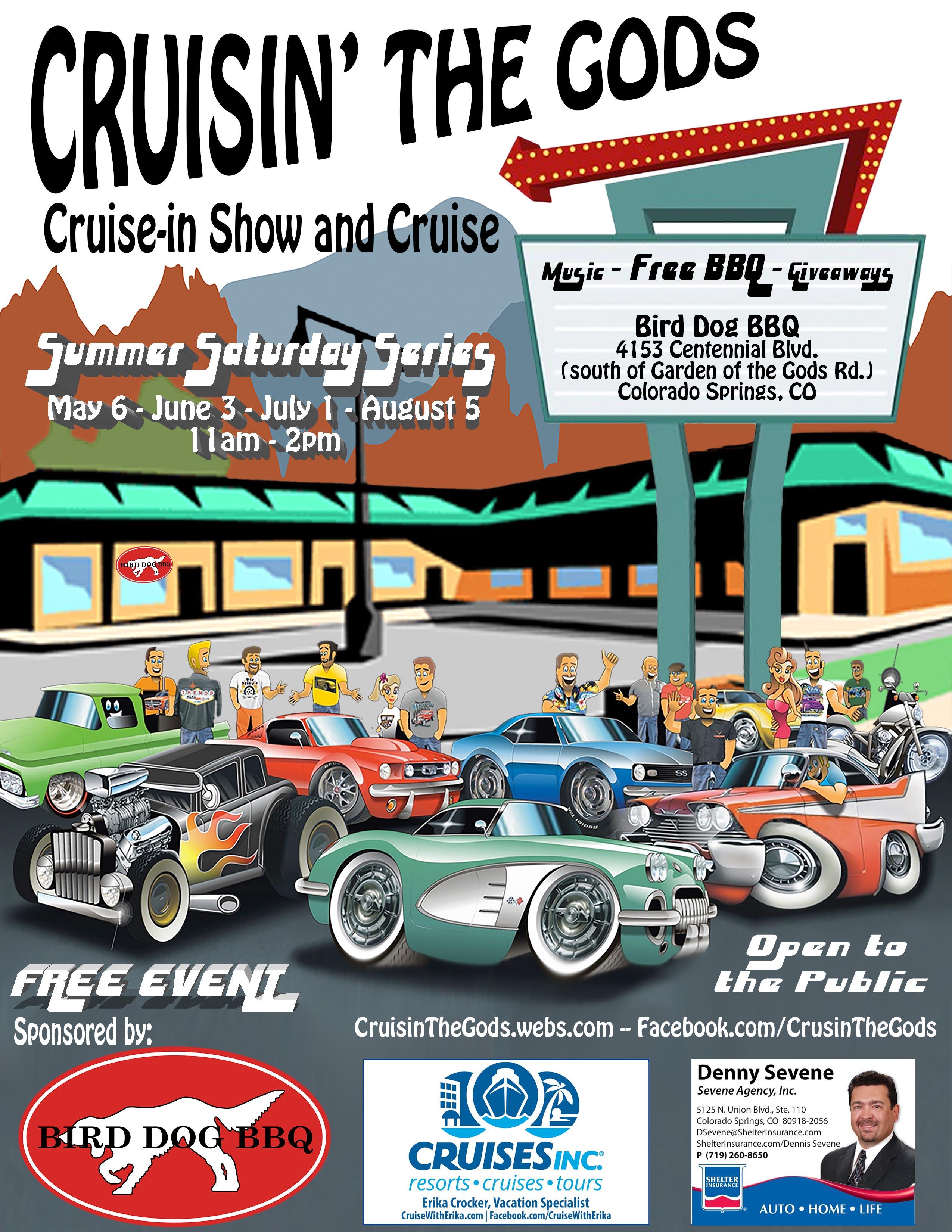 Colorado 2019 Car Show, Car Shows And Automotive Events