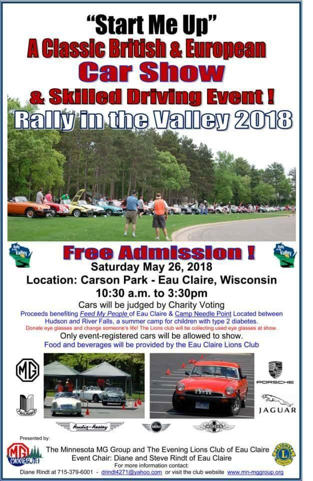 Car Club At Eagles On The River And Anderson House Hotel