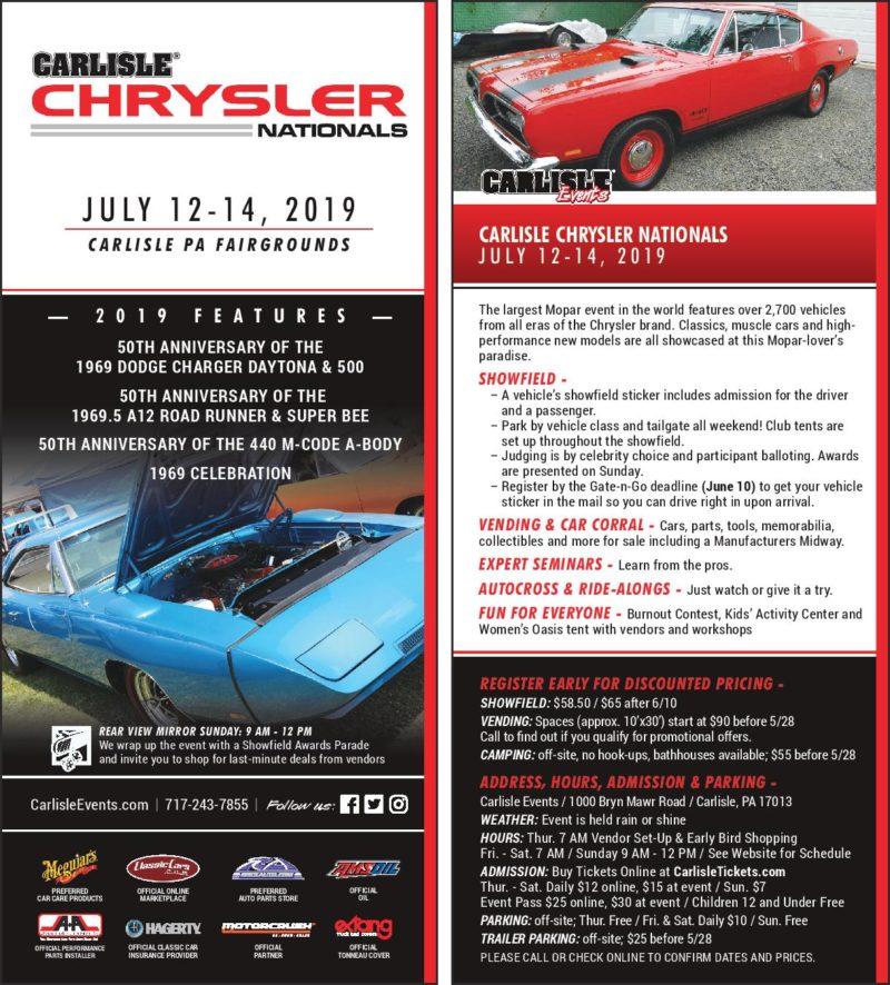 Pennsylvania Car Show, Car Shows And Automotive Events
