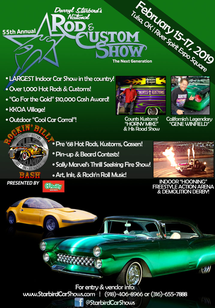 Oklahoma Car Show, car shows and automotive events