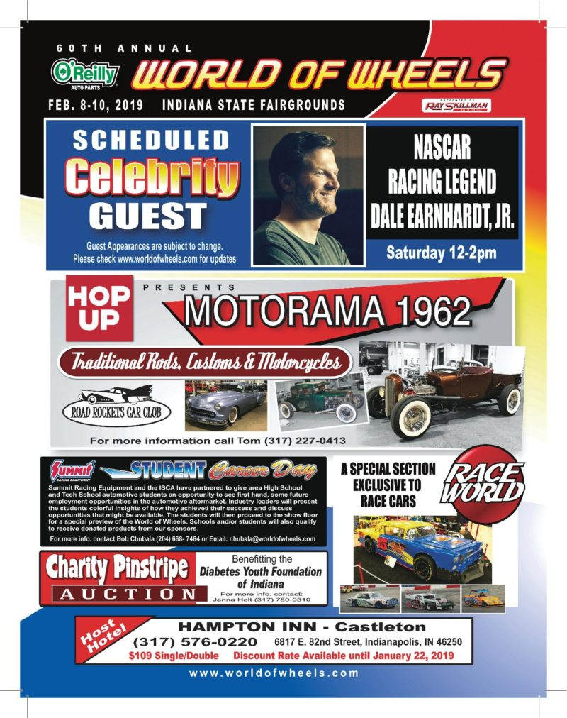 Indiana 2019 Car Show, car shows and automotive events