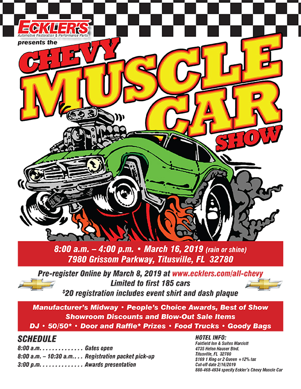 Car Shows In Florida >> Florida 2019 Car Show Car Shows And Automotive Events