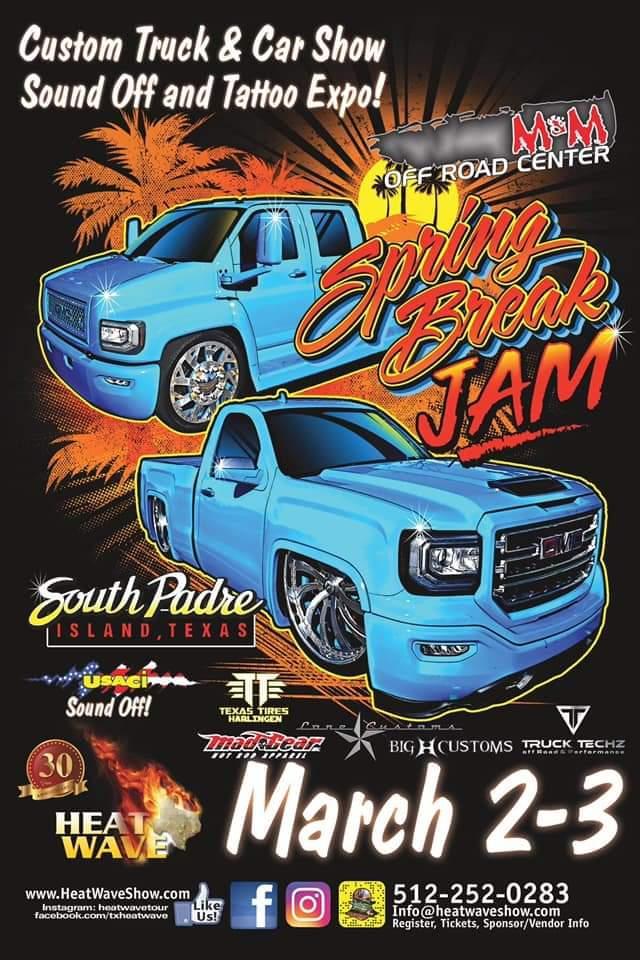 Texas 2019 Car Show, car shows and automotive events
