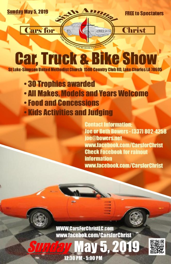 May Car Shows Around The United States And Canada