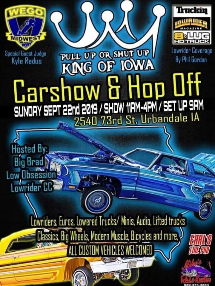 hemmings car show 2019