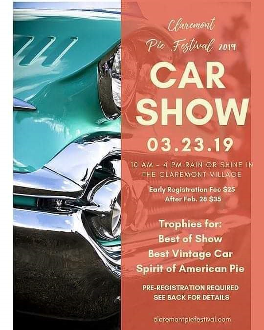 March 2019 Car shows Around The United States And Canada