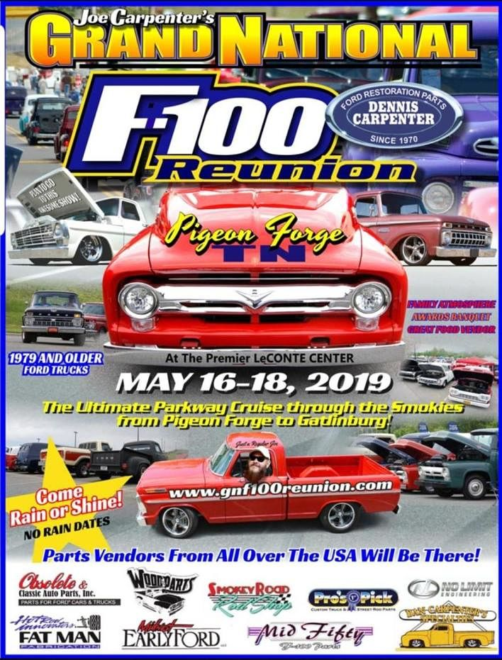 Tennessee Car Show Car Shows And Automotive Events
