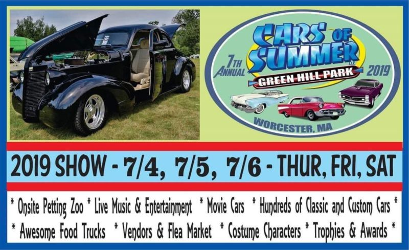 July 2019 Car Shows And Events Around The United States