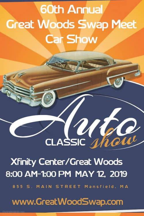Massachusetts 2019 Car Show, car shows and automotive events