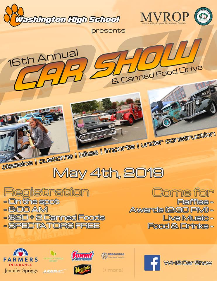 California 2019 Car Show, car shows and automotive events