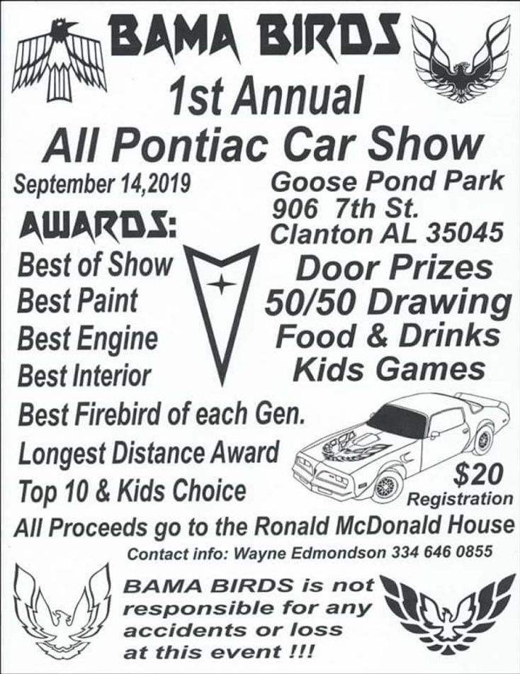 September 2019 Car Shows And Events Around The United States