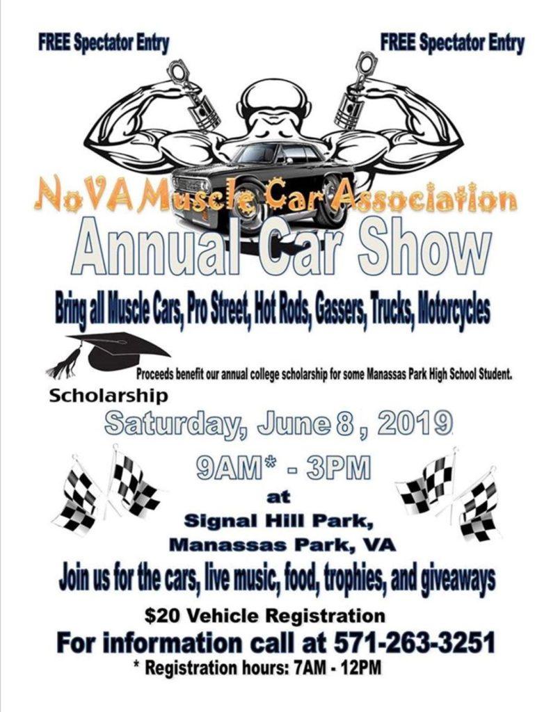 Virginia Car Show, car shows and automotive events