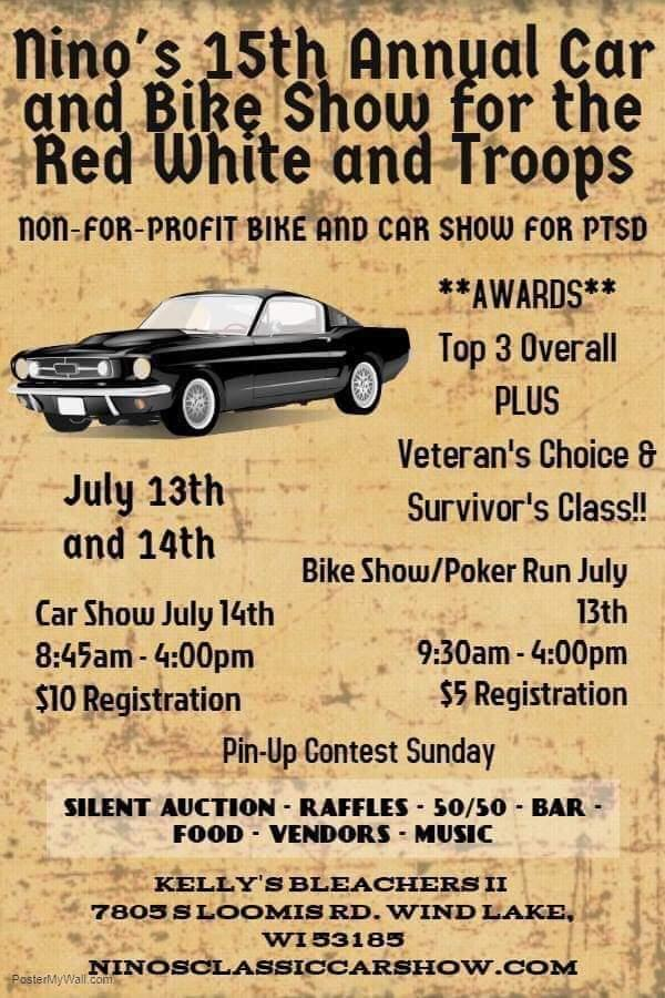July 2019 Car Shows And Events Around The United States And