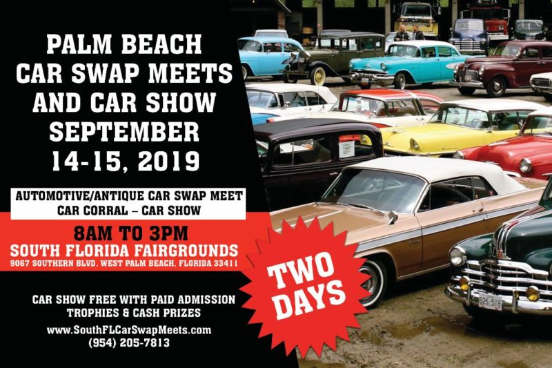 Florida 2019 Car Show, car shows and automotive events